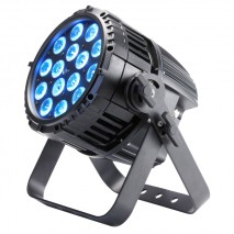 Projecteur led 15 x 5w rgbw dmx