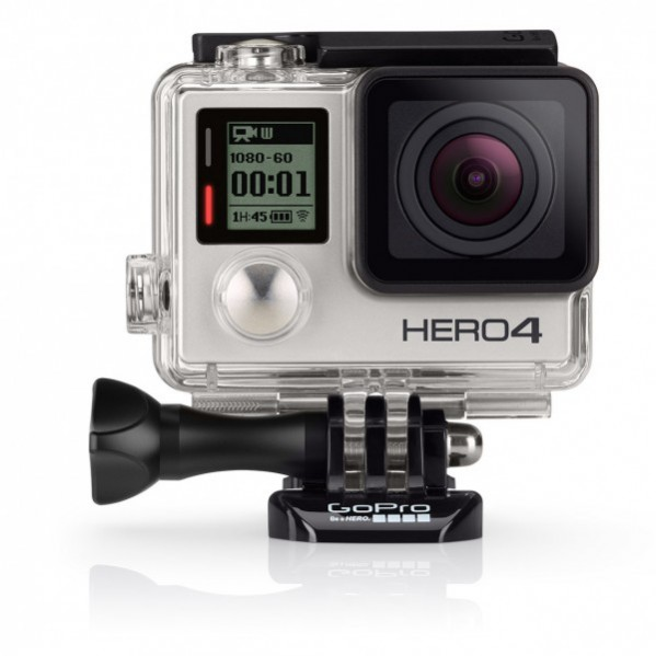 CAMERA SPORT GOPRO HERO4 NOIRE