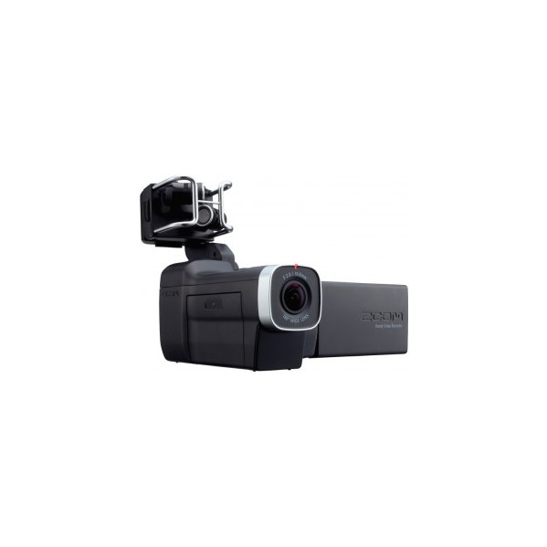 Enregistreur compact audio 4 pistes + video hd 3m zoom